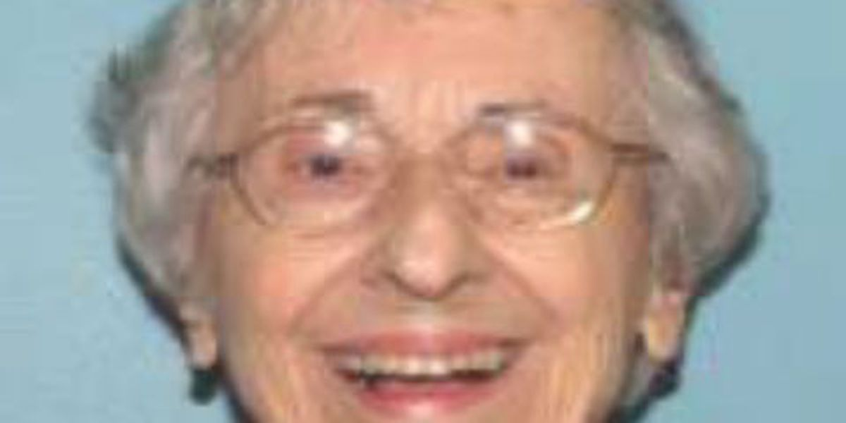 Missing 86-year-old woman found safe