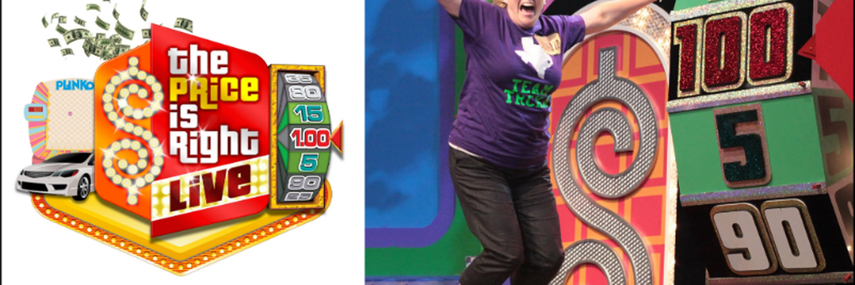 The Price Is Right Live™ stage show ticket giveaway