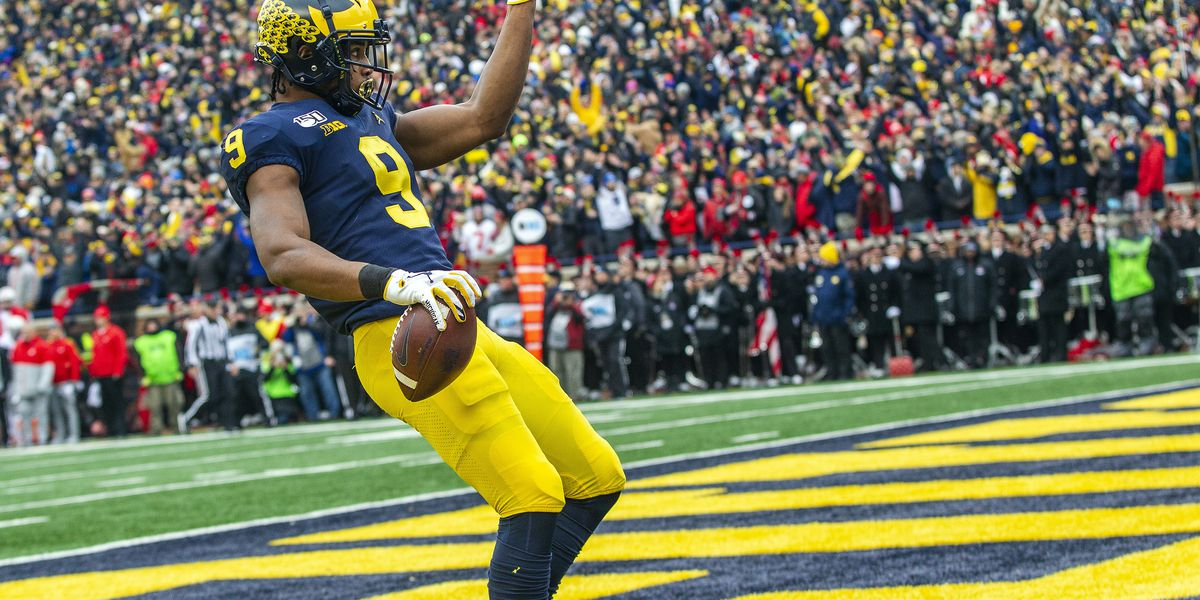 UPDATE: Cleveland Browns select Michigan wide receiver Donovan Peoples-Jones with 187th pick in 2020 NFL Draft