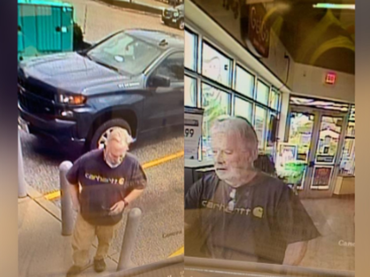 Westlake Police searching for thief who stole person's dropped wallet at gas station