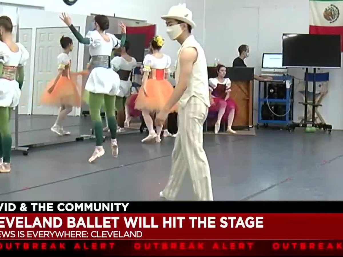 Cleveland Ballet begins 2020 tour in early Oct.