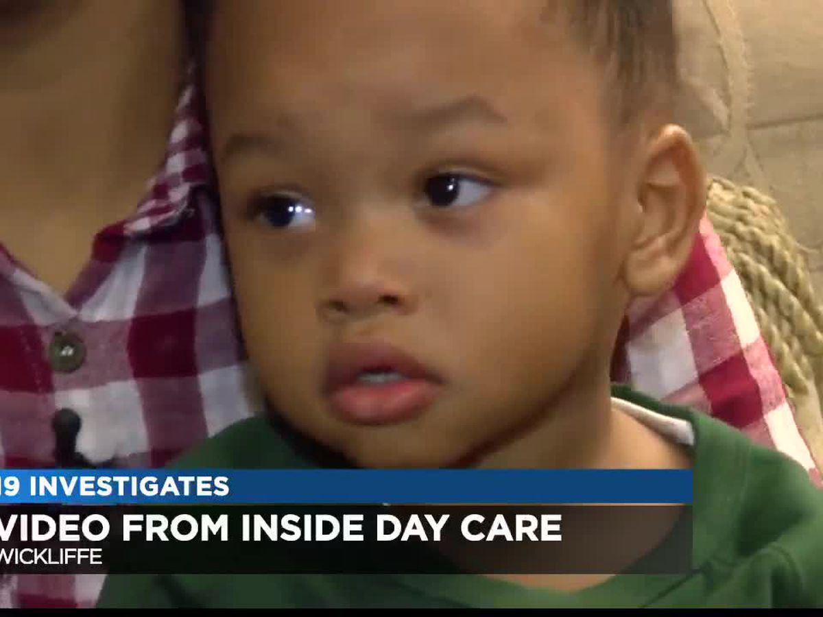 Wickliffe day care worker fired after tossing child around like rag doll (video)