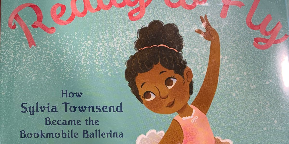 The inspiring true tale of a ballerina: 'Ready to Fly' on Story Time with Jamie Sullivan