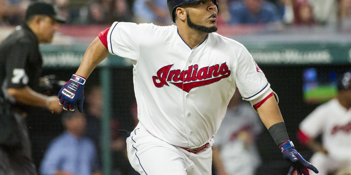 Edwin Encarnacion traded in three-team deal; Carlos Santana returns to Cleveland Indians