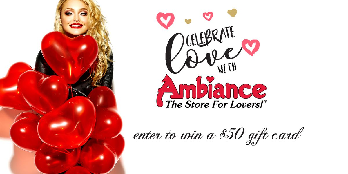 Cribbs in the CLE: Celebrate Love with Ambiance