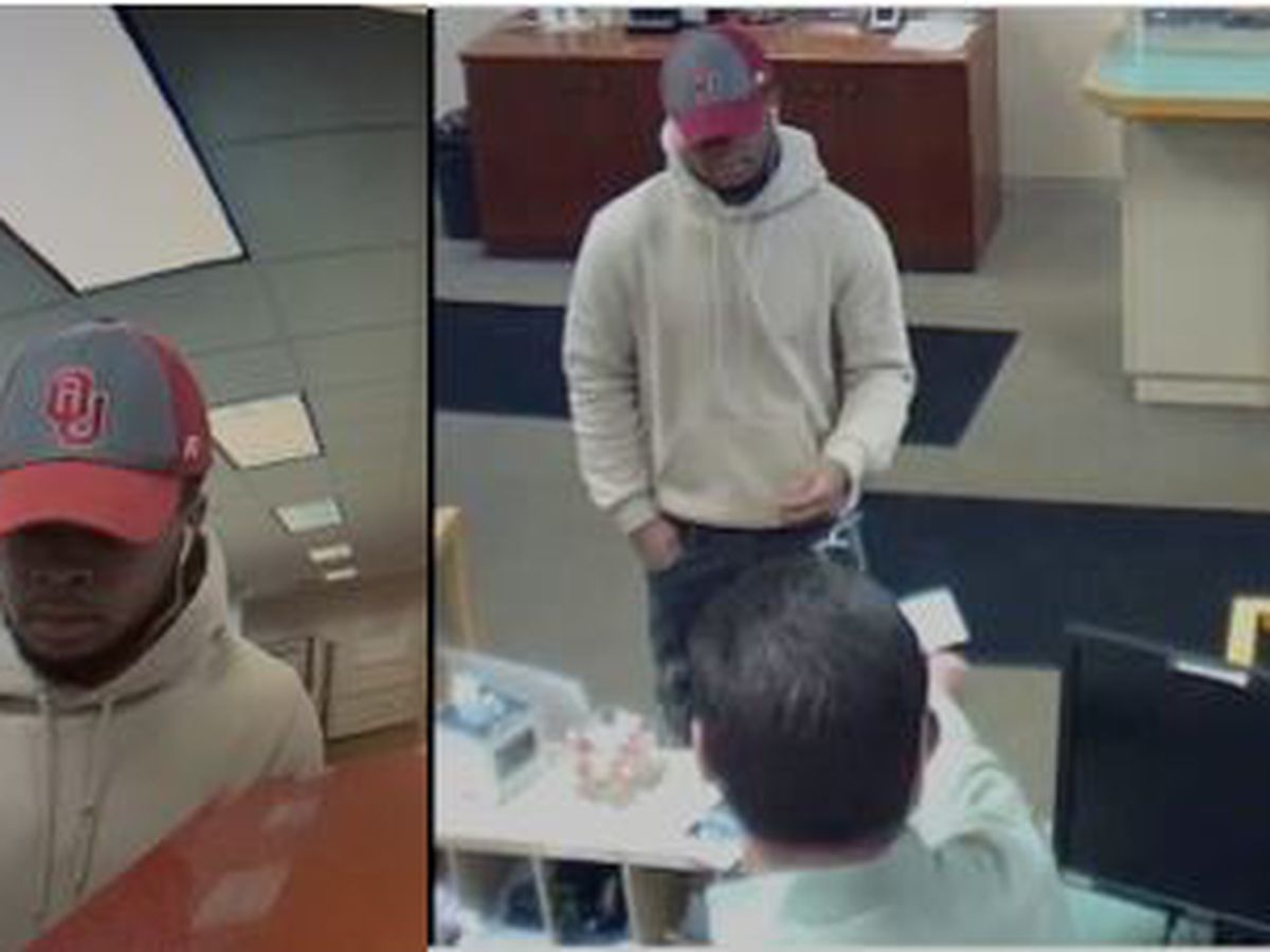 FBI looking for man believed to have robbed banks in Wickliffe and Willoughby Hills