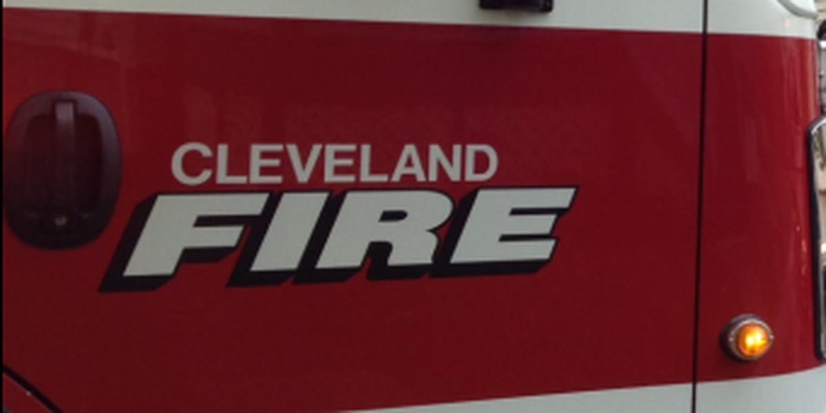 High-ranking fireman arrested at Cleveland Hopkins International Airport