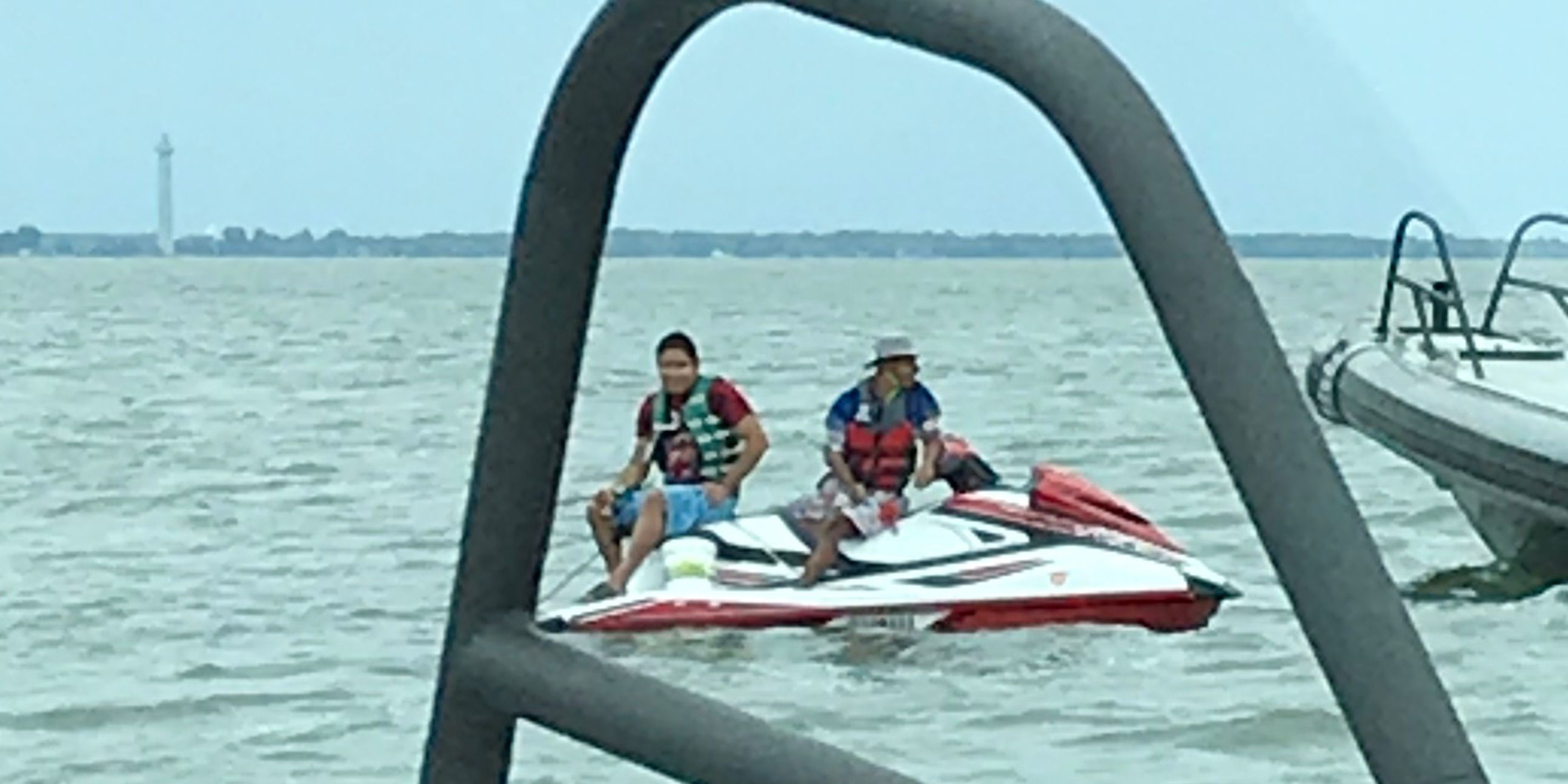 Undocumented immigrant arrested on jet ski near Port Clinton, turned over to ICE