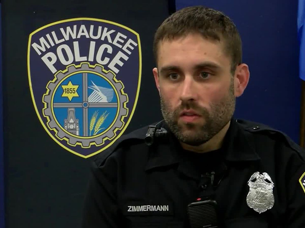 Instead of writing a ticket, an officer bought car seats for a mother in Wisconsin