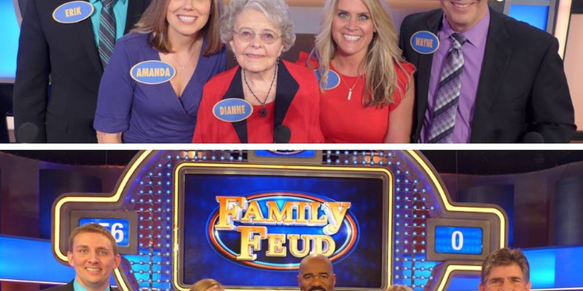 Family representing Northeast Ohio appears on Thursday's Family Feud