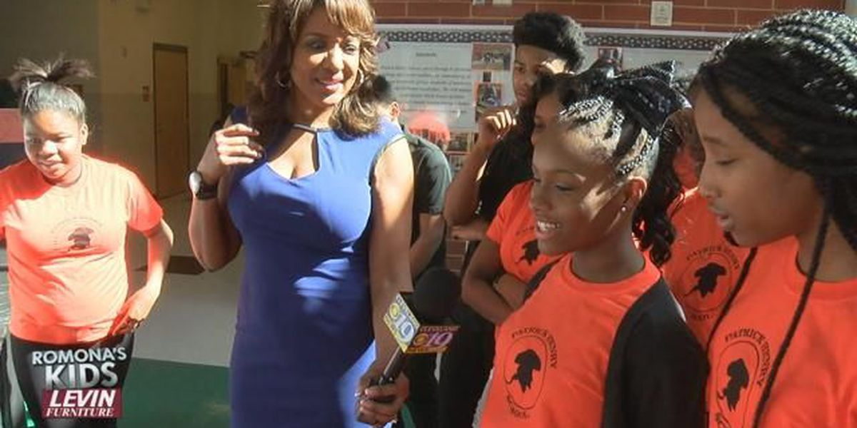 Romona's Kids: Students create museum for Black History Month, Women's History Month