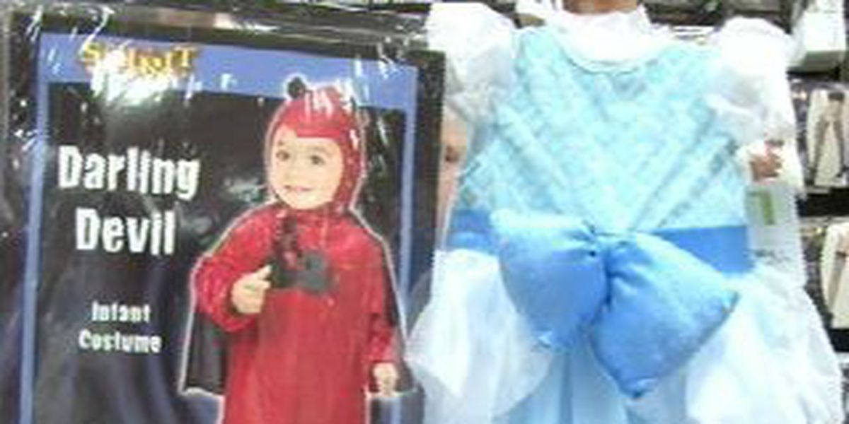 Cute Halloween costumes and safety tips for kids