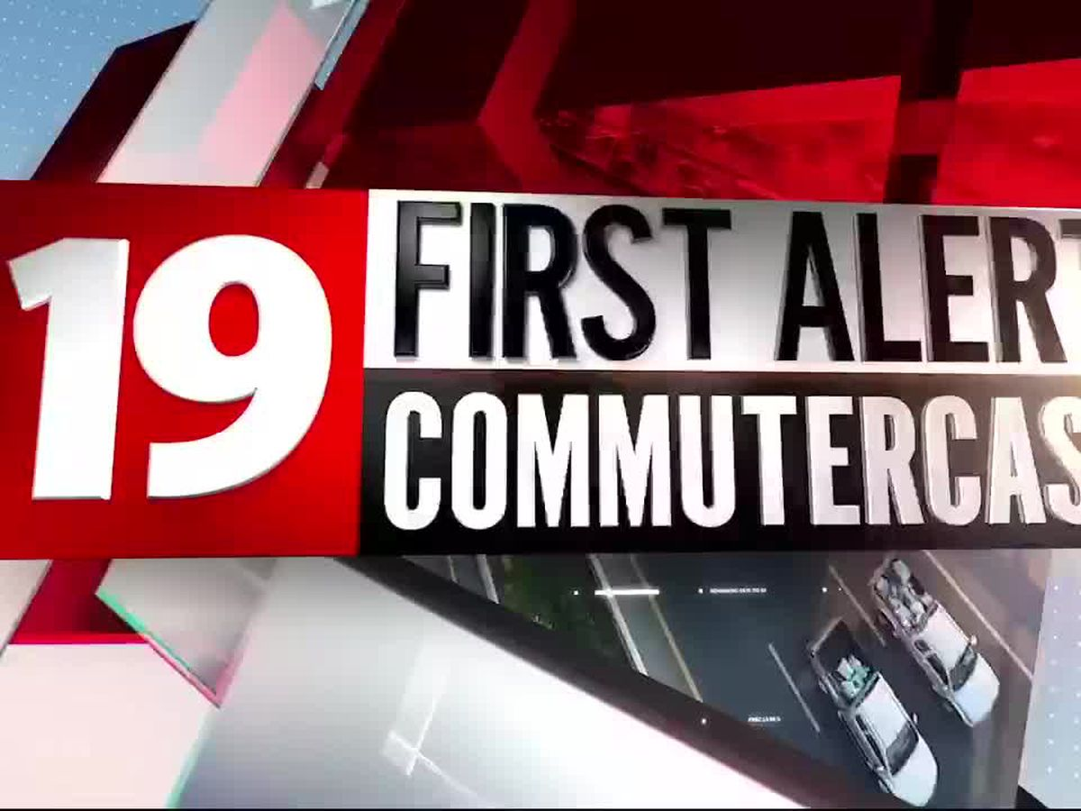 Commuter Cast: Construction closures in effect Monday night