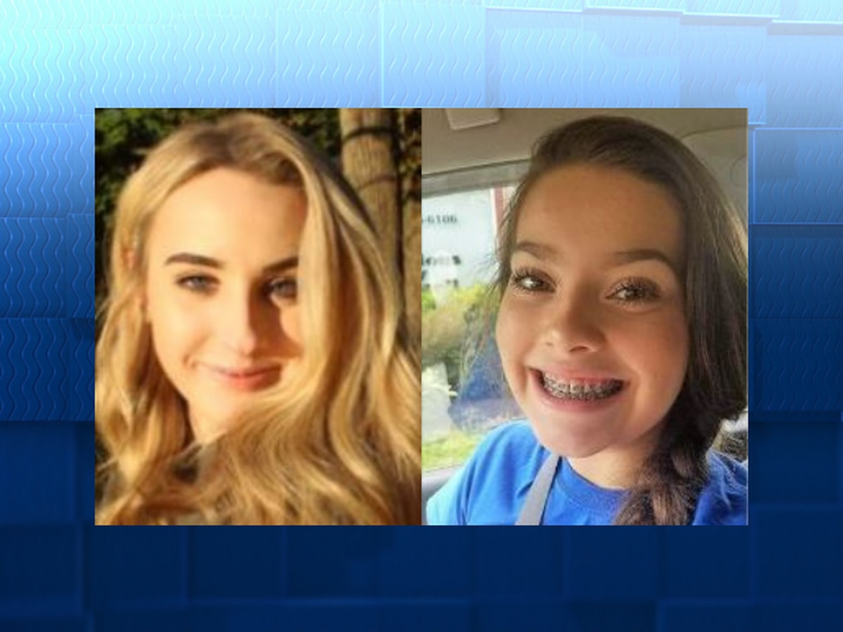 Statewide alert canceled: 2 Ohio teen girls found safe