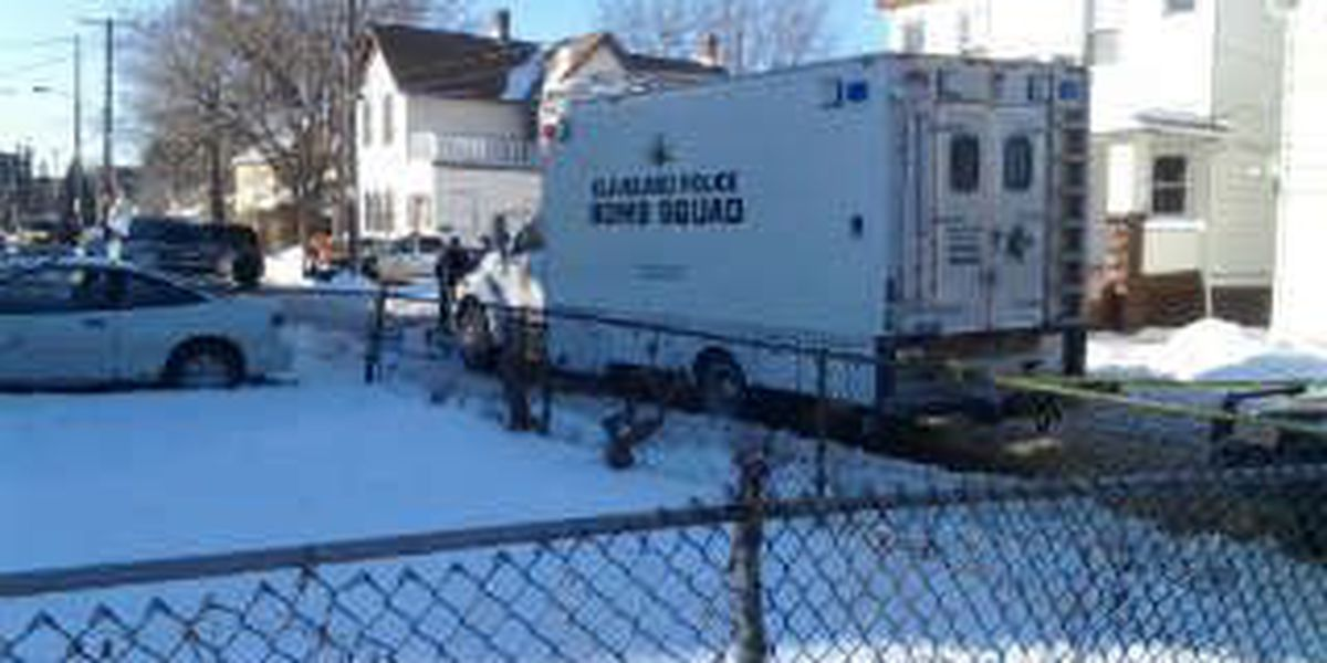Meth lab discovered on Cleveland's West Side