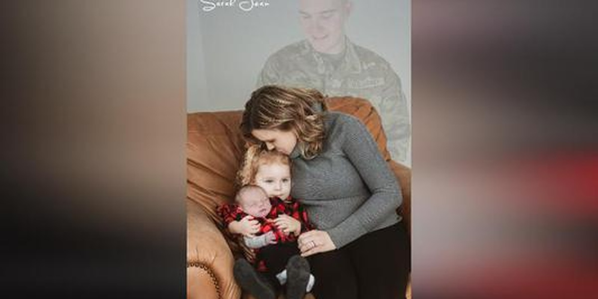 Minnesota family adds soldier dad to family photos 2 months after his death