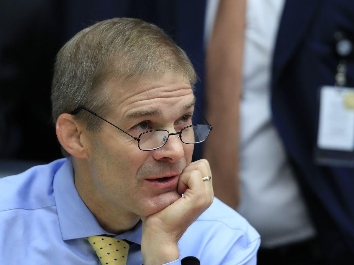 The Latest: Rep. Jordan says GOP failed to keep its promises