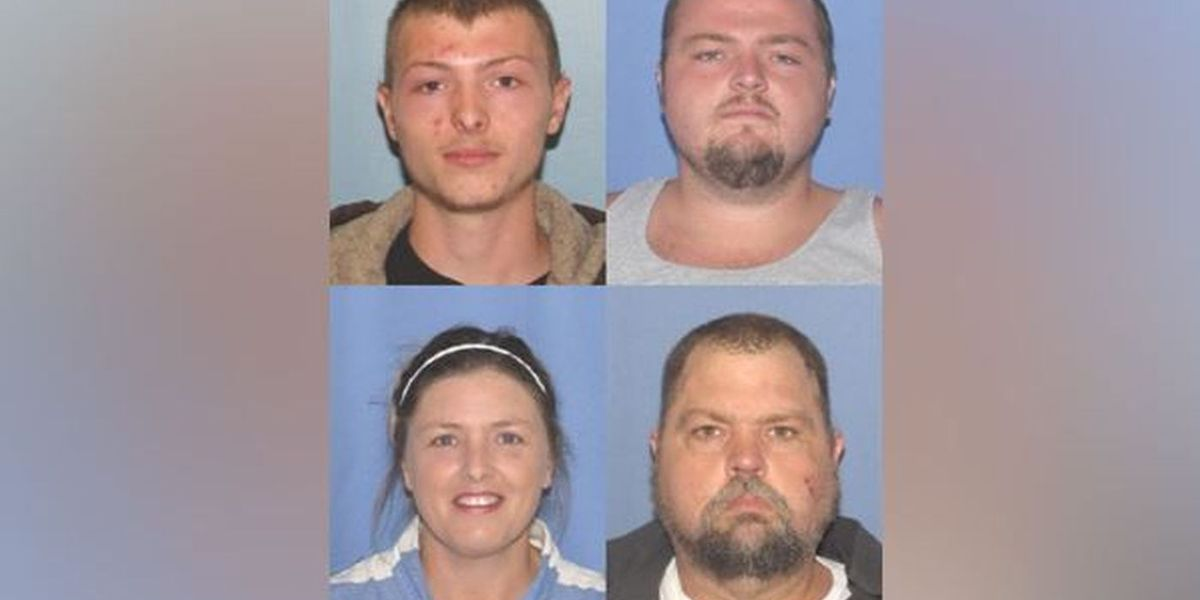 WATCH LIVE: Wagner family members arrested in execution-style murders of Pike Co., OH family