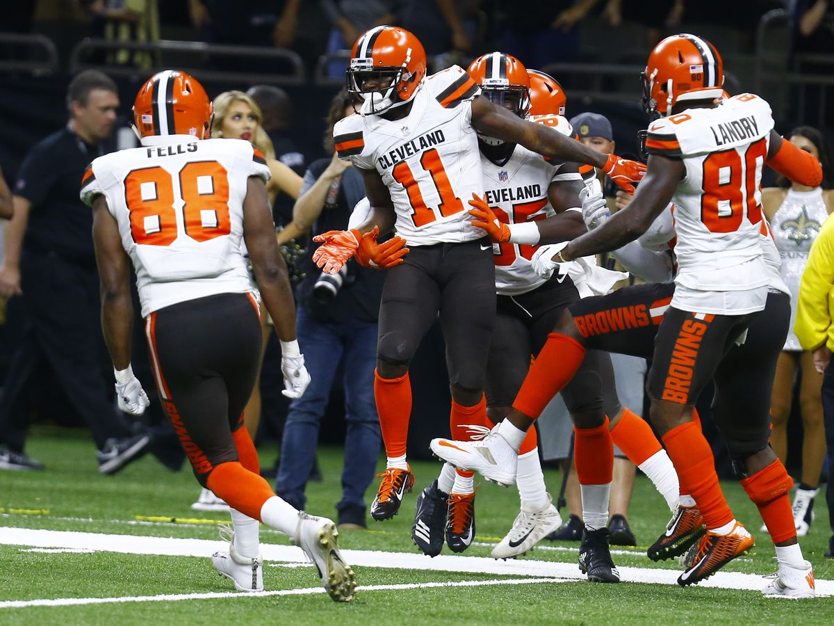 After Jarvis Landry, who is the best Cleveland Browns pass catcher? | VOTE