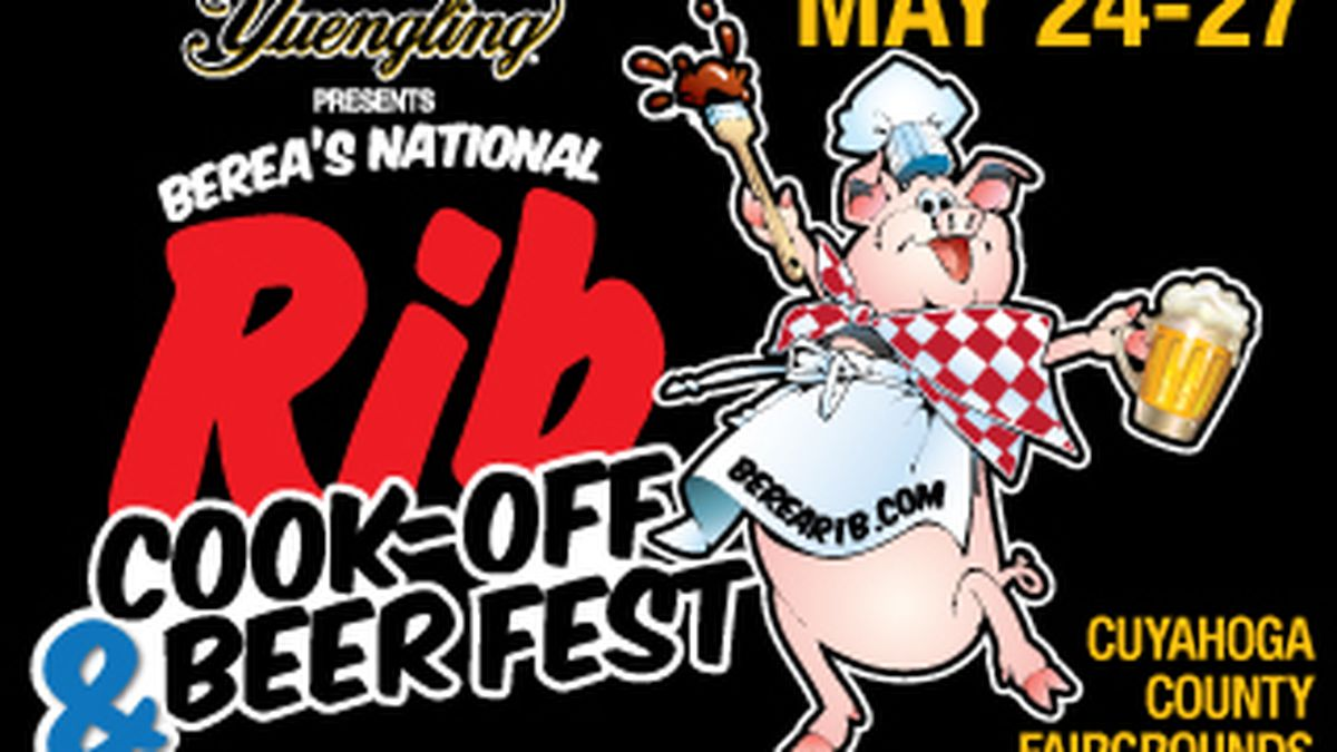 Berea's National Rib Cook-Off & Beer Fest