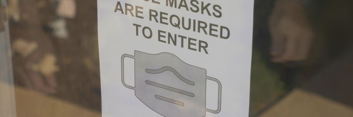 Cuyahoga County flooded with over 500 complaints about mask-wearing issues over the weekend