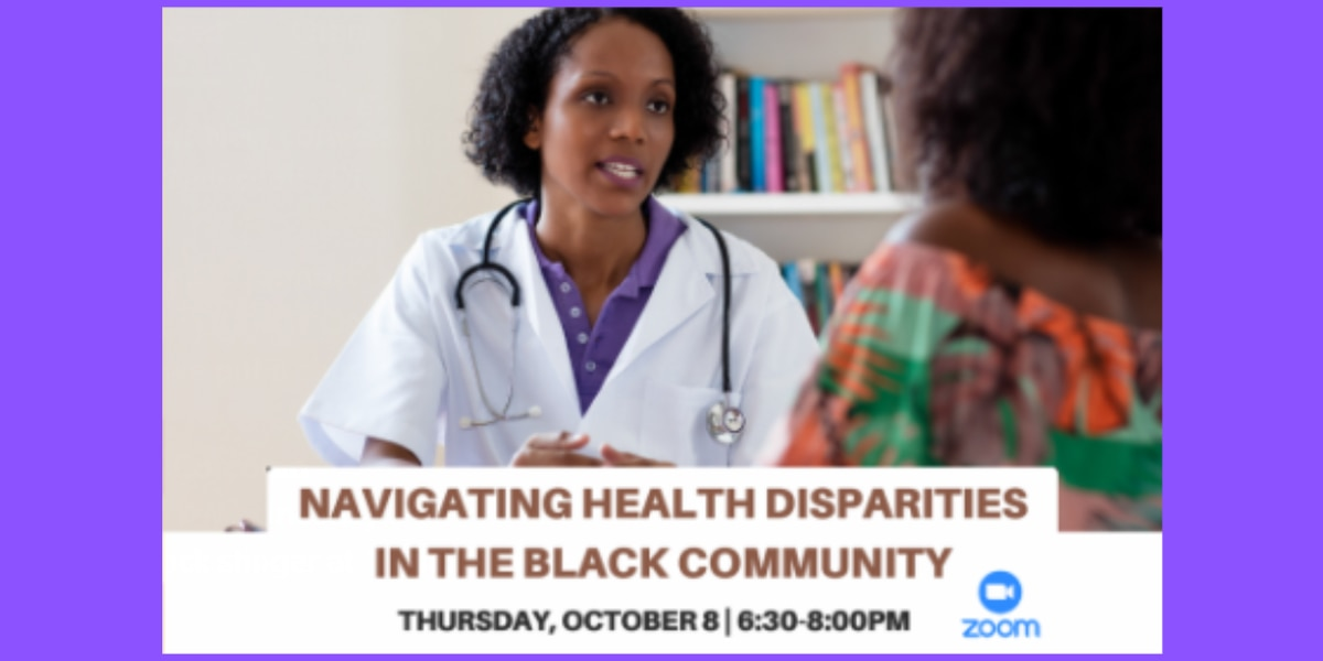 Zoom Event: The Gathering Place to host presentation on navigating health disparities in the Black community