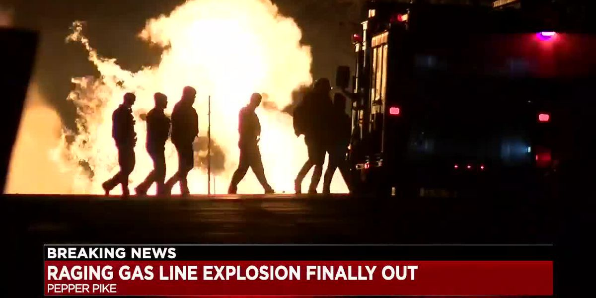 Residents evacuated, school closed after explosion in Pepper Pike