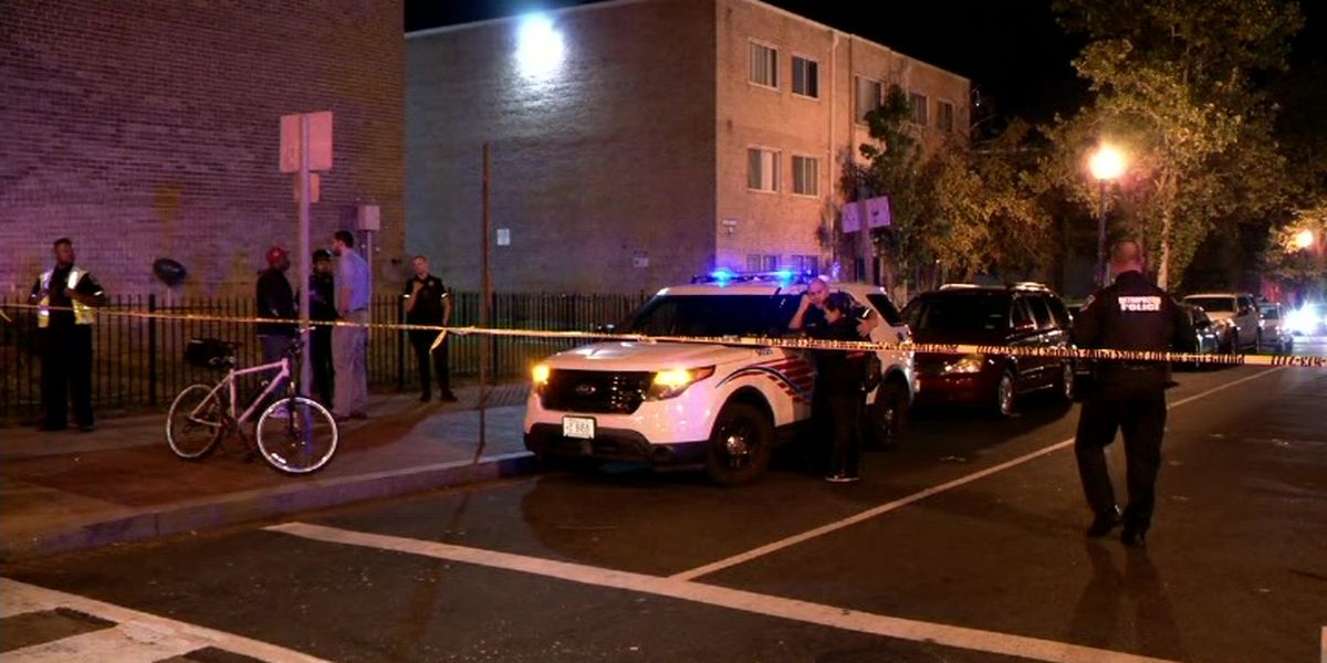 2 killed, 7 injured in pair of Washington DC shootings