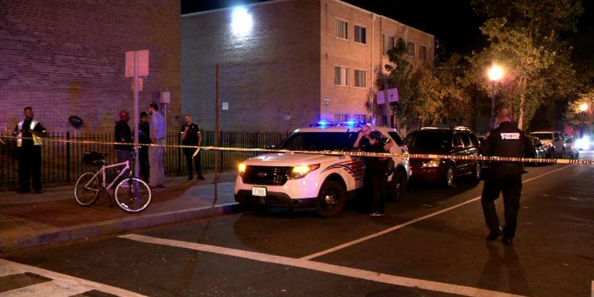 1 dead, 8 injured in pair of Washington DC shootings