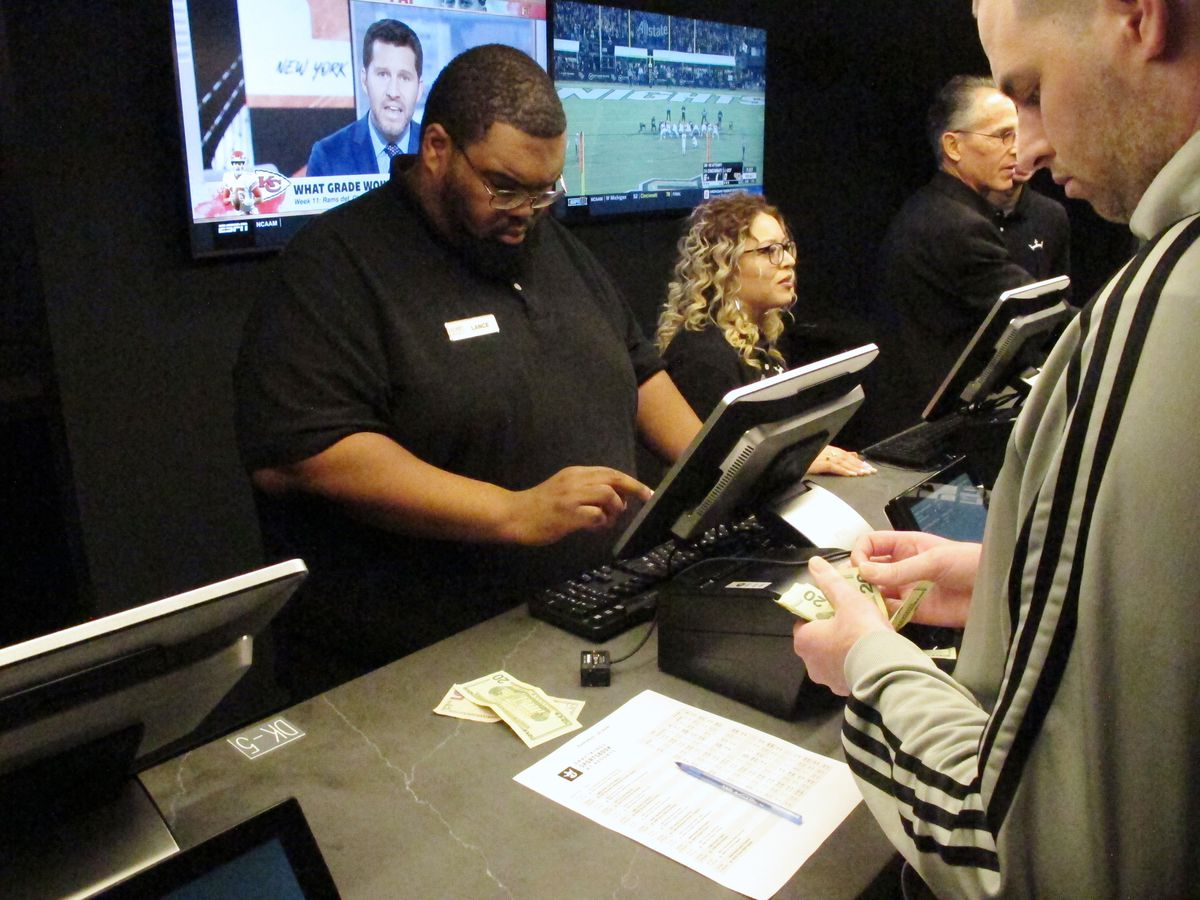 Cashing in on sports betting sports betting iphone app