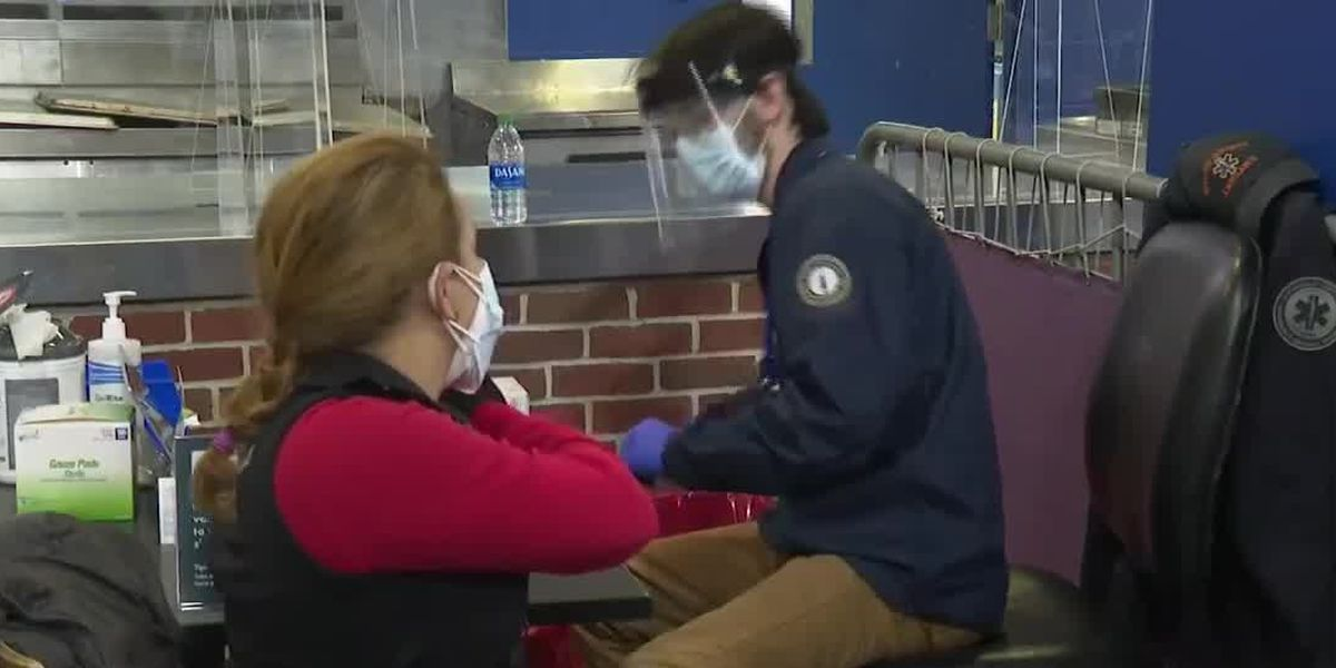106,000 receive first dose of COVID-19 vaccine in Cuyahoga County