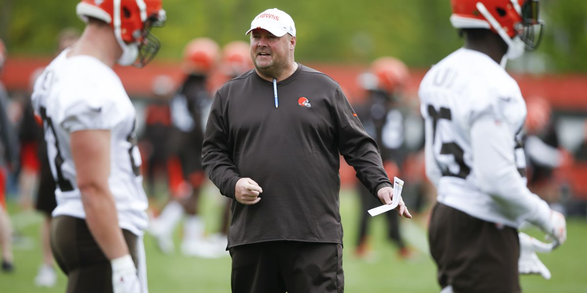 Cleveland Browns Coach Freddie Kitchens: The defense will be 'the strength of this team'