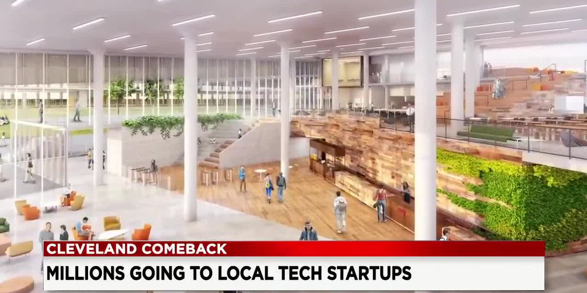 Northeast Ohio gets 'game changing' investment for high-tech startups