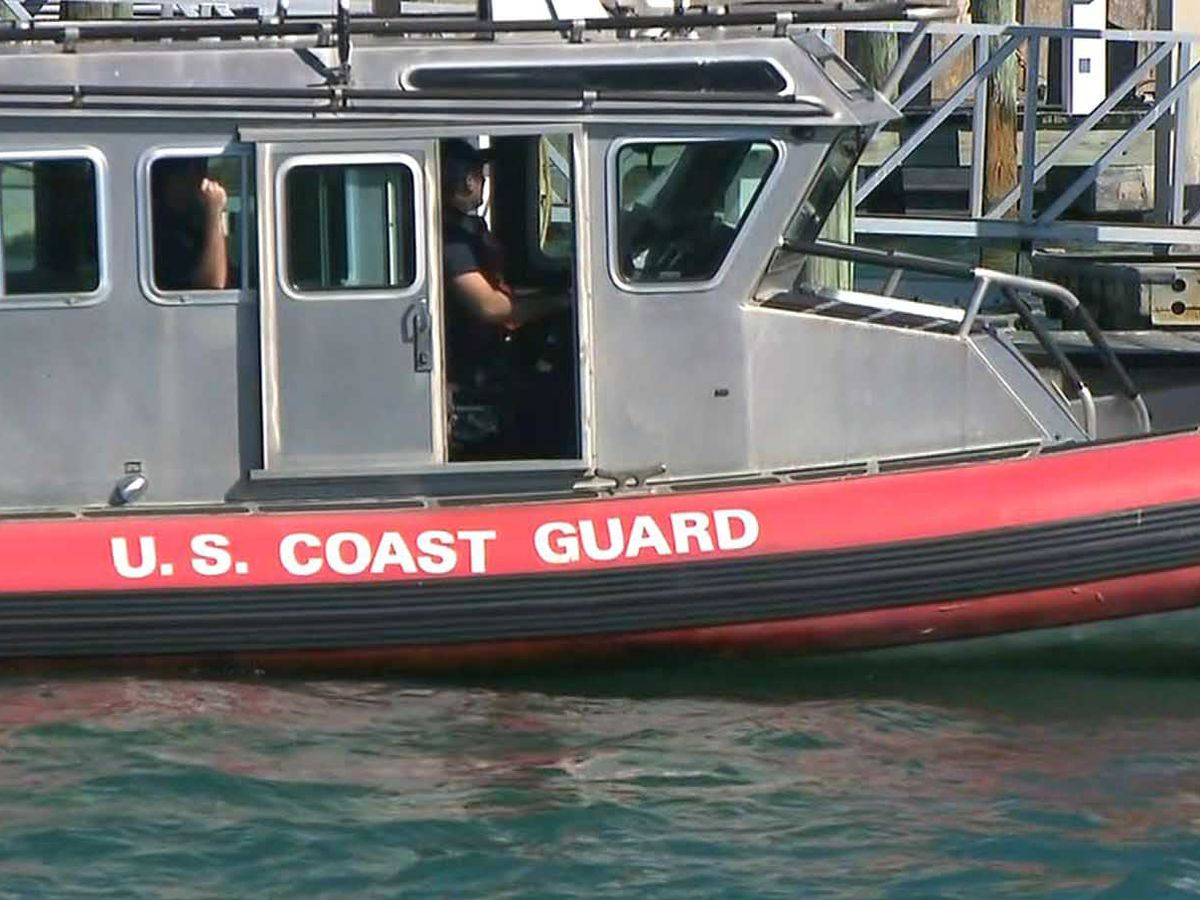 Coast Guard service members miss 1st paycheck due to government shutdown