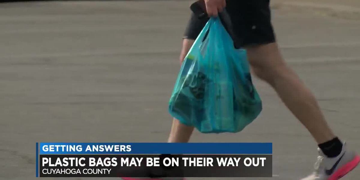 Sunny Side Up: Cuyahoga County may ban use of non-recyclable bags in stores