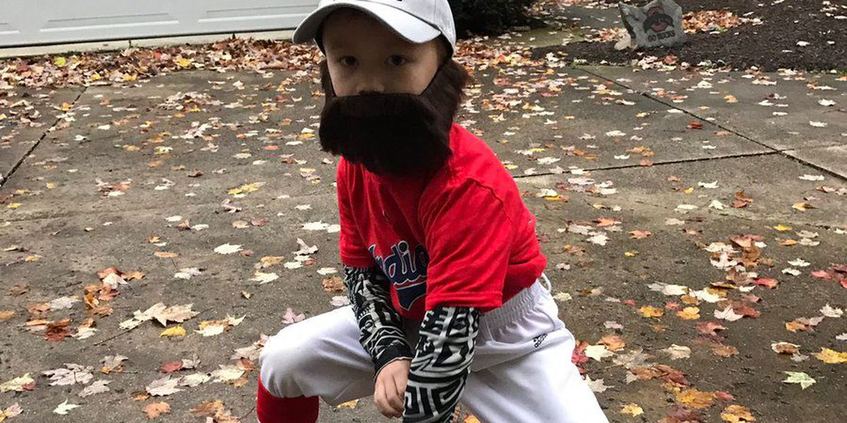 9 adorable Cleveland Indians Halloween costumes