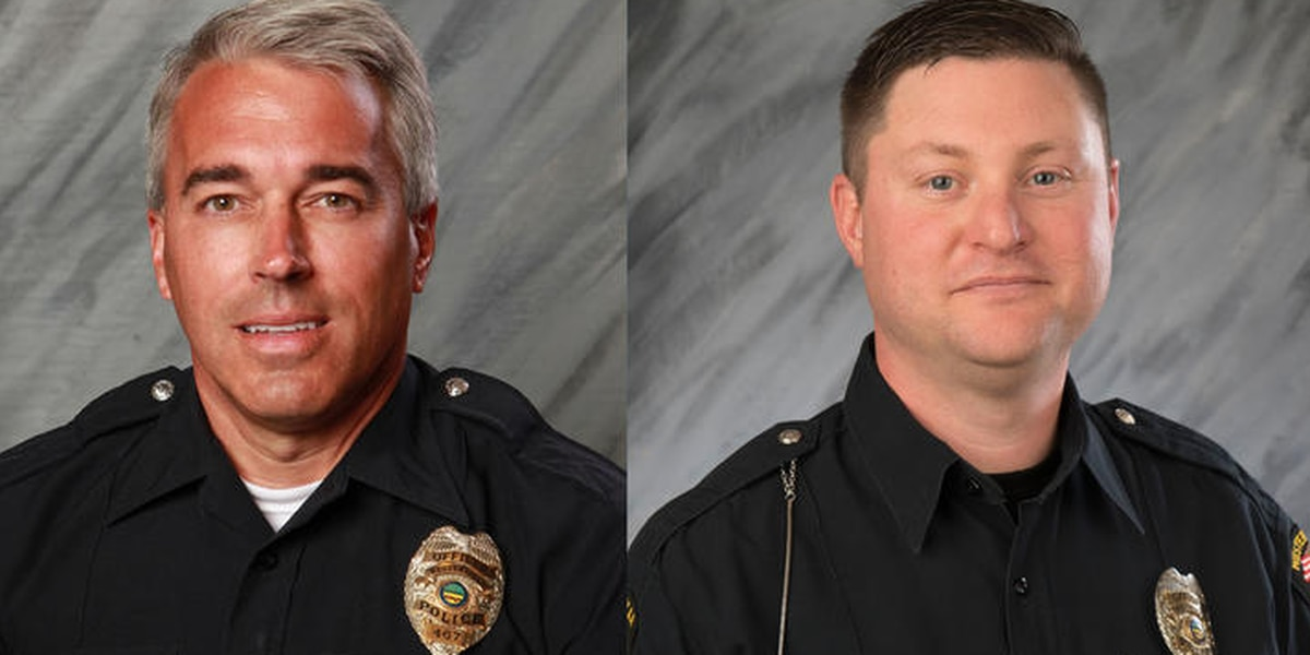 Chief: Official mourning period for slain officers to end