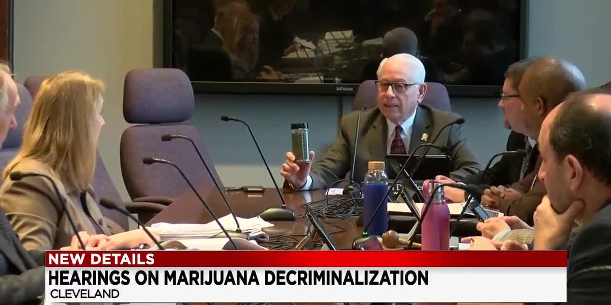 Cleveland City Council mulls marijuana possession