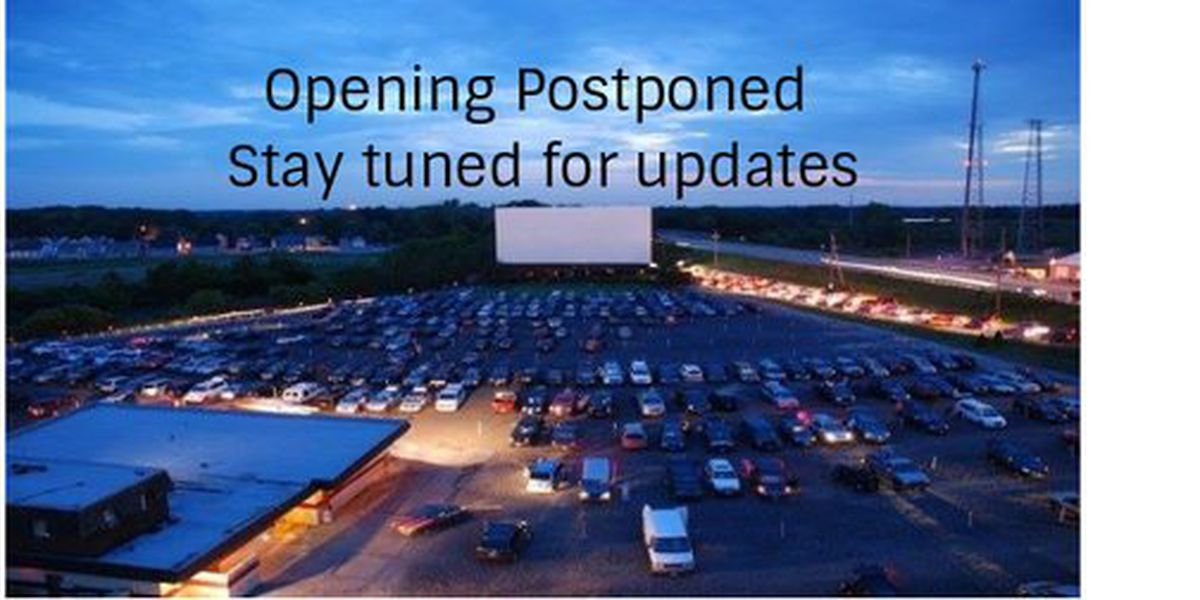 North Ridgeville drive-in opening postponed by COVID-19