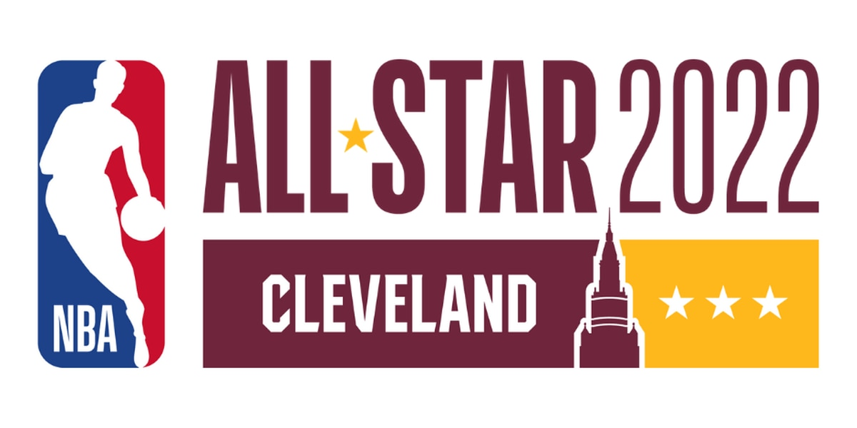 NBA unveils logo for 2022 All-Star Game in Cleveland