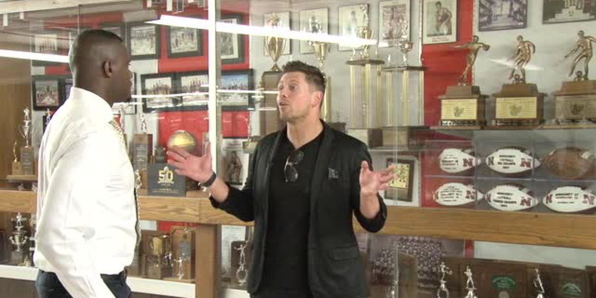 The Miz on his relationship with The Rock