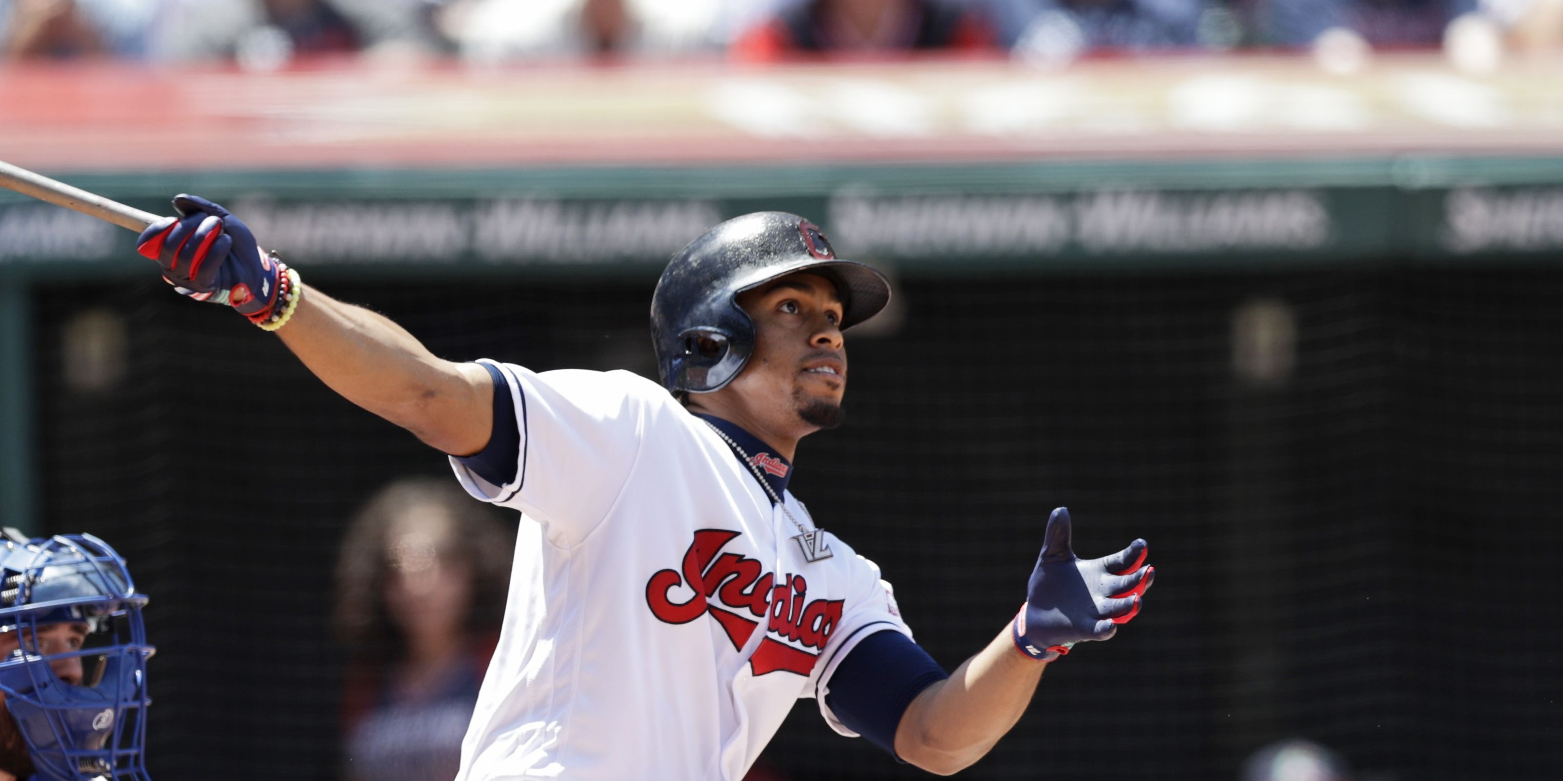 Cleveland Indians' Francisco Lindor wants MLB to extend protective netting after boy gets hit by his foul ball