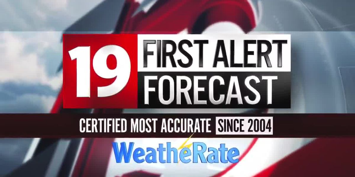 19 First Alert Weather: Finally a break in the rain tomorrow, heavy rain returns Thursday