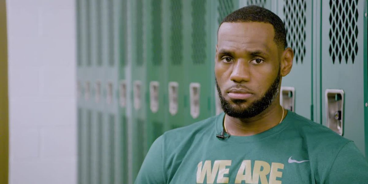 LeBron James surprises I PROMISE school with $1 million grant for new gym