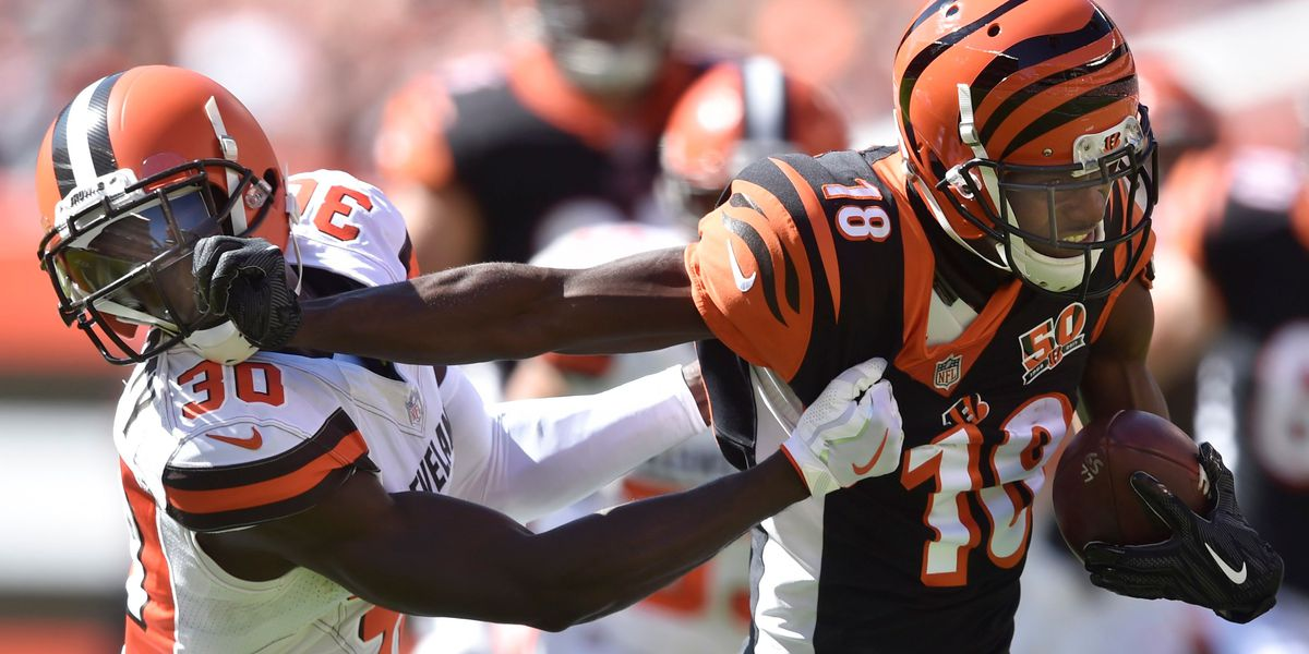 Schwab's 7 takes from the Browns vs. Bengals game