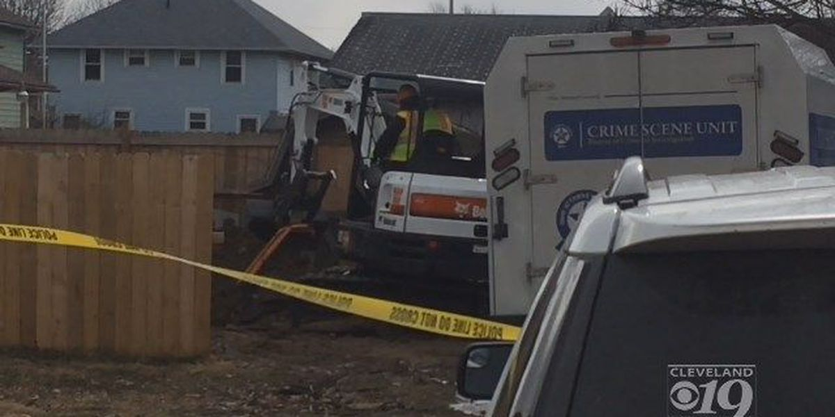 Body buried in Massillon backyard officially identified as Nicholas Stein