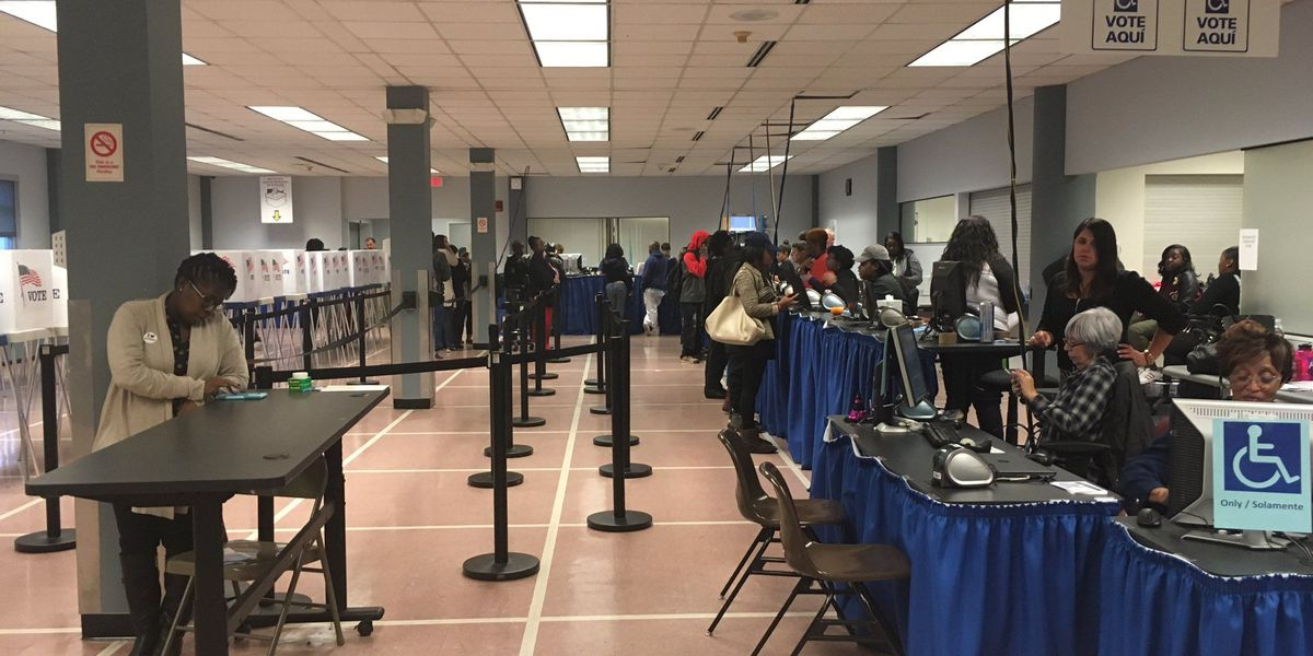 Voters cast ballots for change in several Northeast Ohio communities