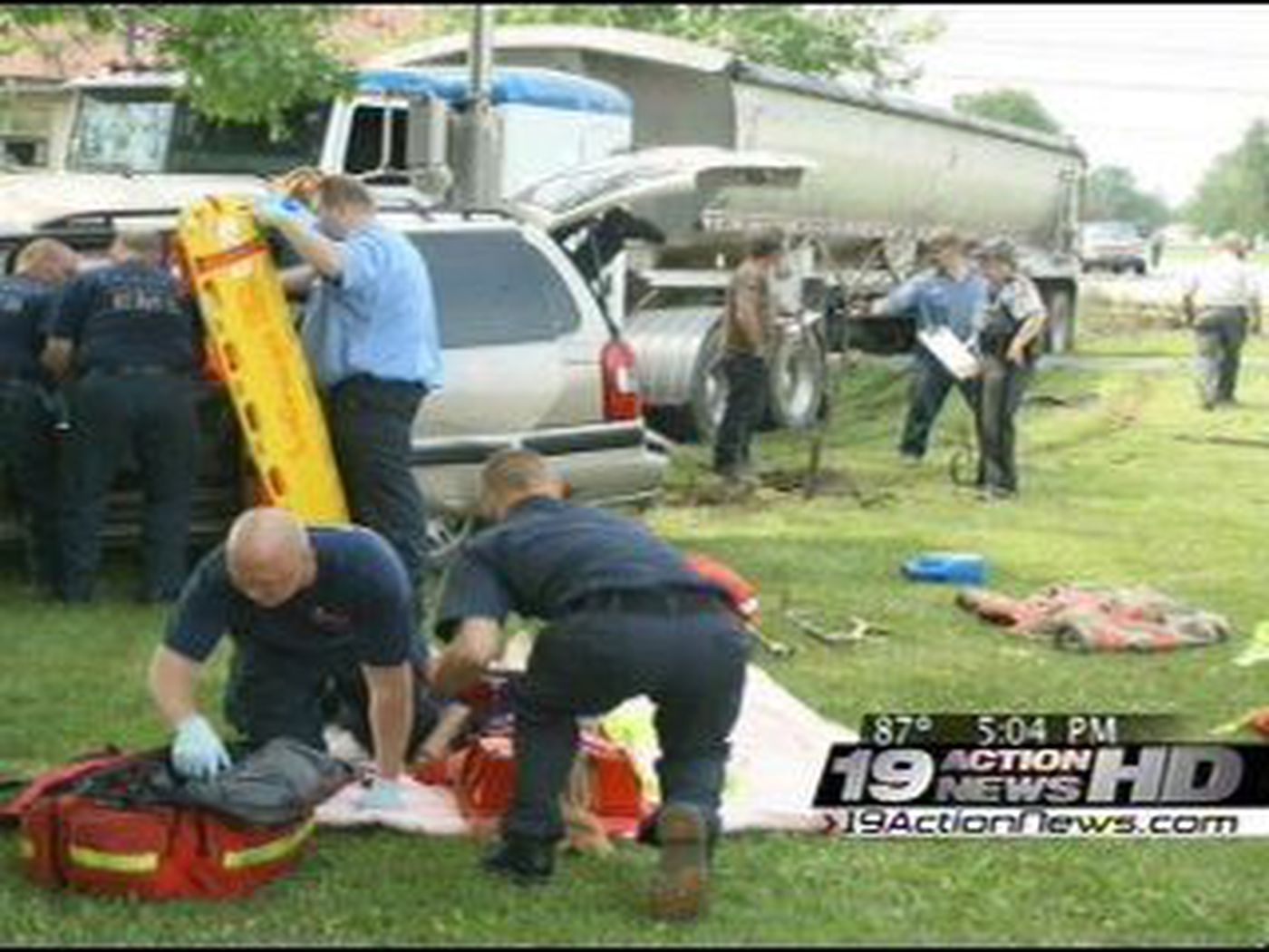 High School Students On Way To 4-H Event Injured In Crash