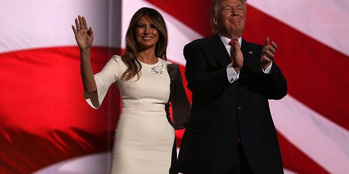 Trump, first lady head to Ohio for rare joint policy trip