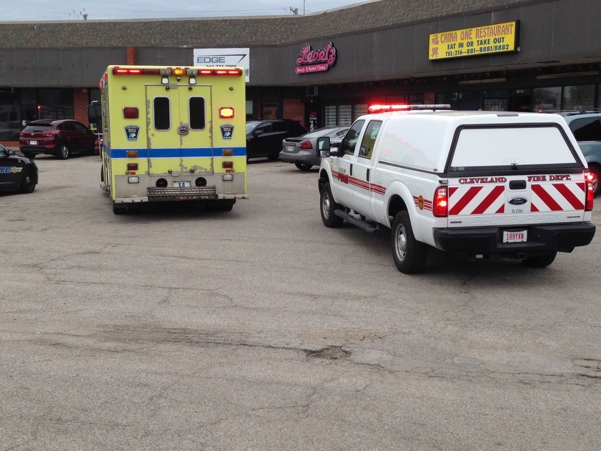 Pepper spray accidentally released inside Cleveland BMV
